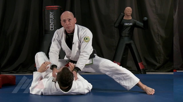 Randy Stacey - Side to Side Knee On Belly