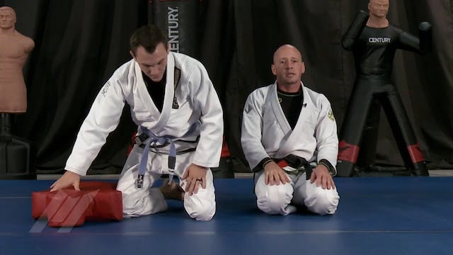 Randy Stacey - Posture Drill