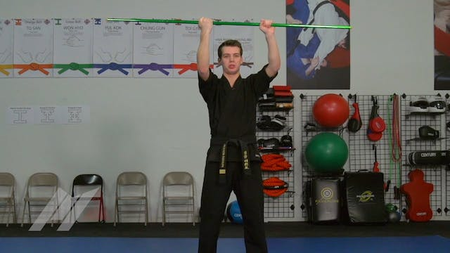Jackson Rudolph - Horizontal Striking...