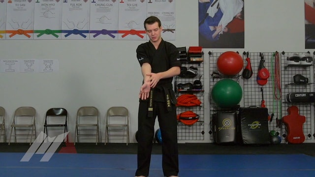 Jackson Rudolph - Arm Manipulation Stretching
