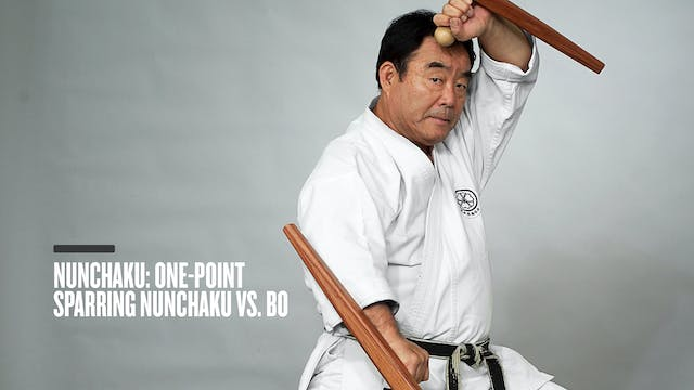 Nunchaku: One-Point Sparring Nunchaku...
