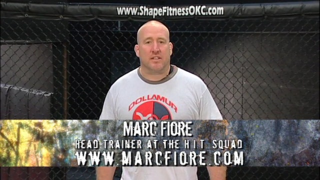 Marc Flore - Double Underhooks