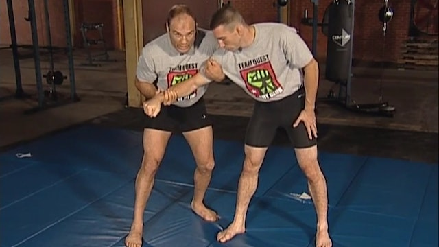 Randy Couture - Grappling Takedowns
