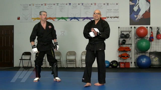 John Hackleman - Foot Sweep Distortion