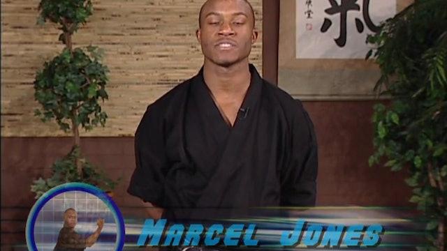 Marcel Jones - Intermediate Hand Techniques