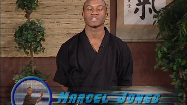Marcel Jones - Intermediate Hand Tech...