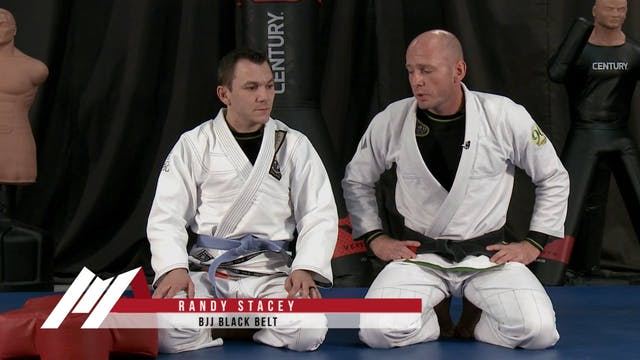 Randy Stacey - Jiu Jitsu Grips