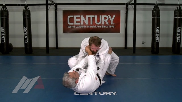Ricardo Liborio - Basic Cross Collar Choke