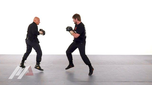 Harinder Singh - Kickboxing Drill - P...