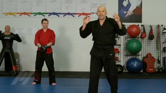 John Hackleman - Overhand Right Defense