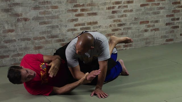 Silat Ground Fighting: Five Bottom Positions
