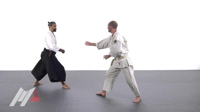 Guillermo Gomez - Aikido Tai Sabaki Footwork