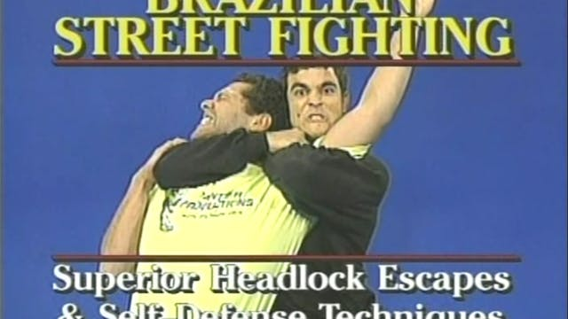 Kazeka Muniz - Superior Headlock Esca...