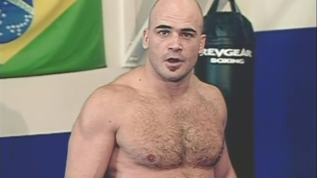 Bas Rutten - Fighting Fitness Workout