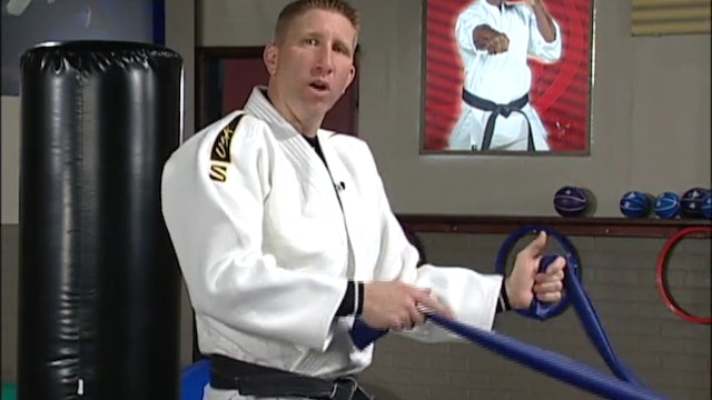 Mike Swain - Judo Skills - Throwing