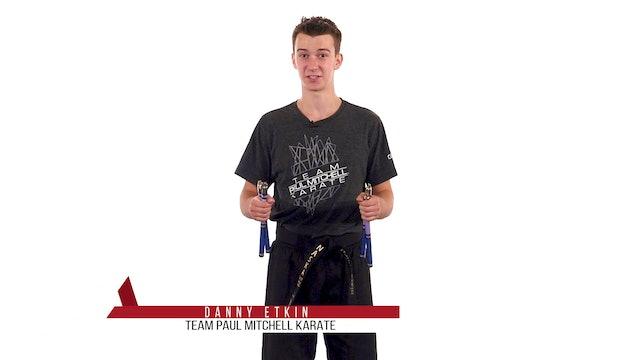Danny Etkin - Nunchaku Strikes