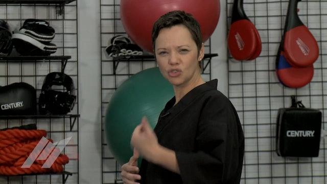 Melody Shuman - Ninja Rocks