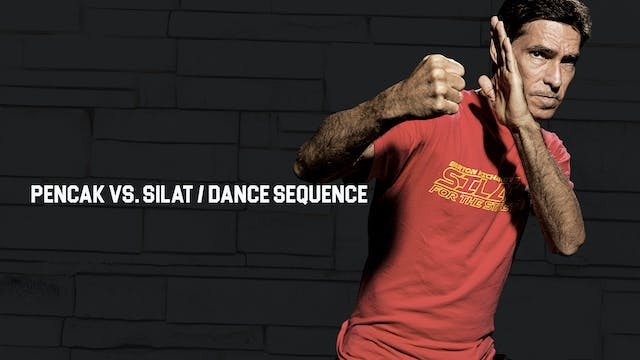 Pencak vs. Silat / Dance Sequence