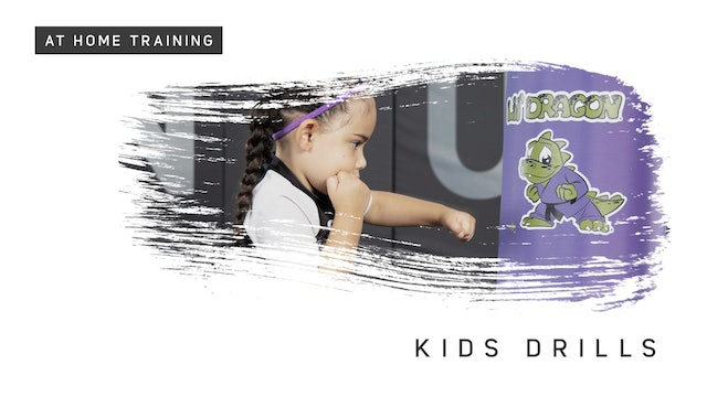 At Home Training - Kids Drills