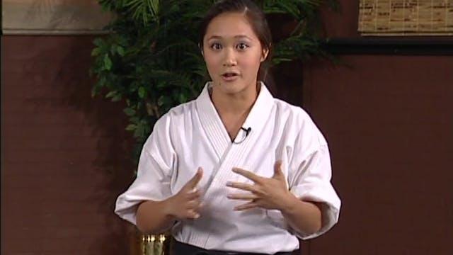 Gemma Nguyen - Advanced Kicking