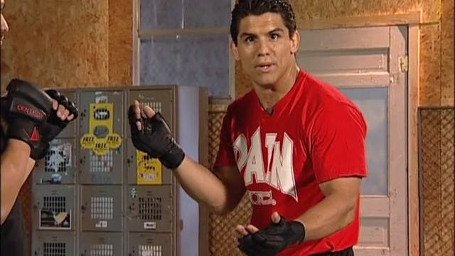 Frank Shamrock - Fight Clinic