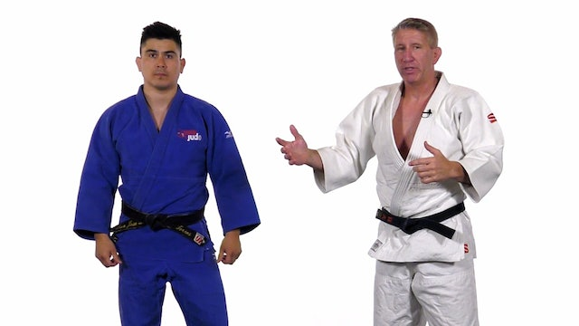 Mike Swain - Push Pull Off Balancing Drill