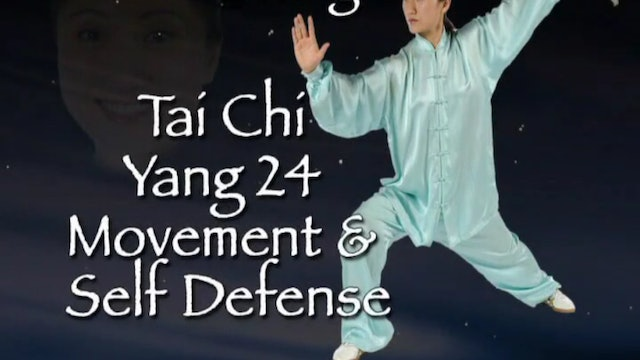 Li Jing - Yang 24 Movements and Self Defense