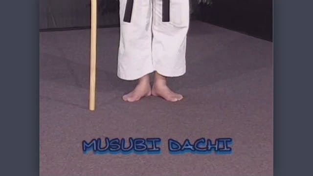 Eku Bo: Classic Fumio Demura Kobudo Video Stances