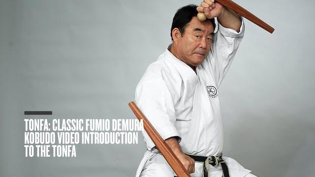 Tonfa: Classic Fumio Demura Kobudo Vi...