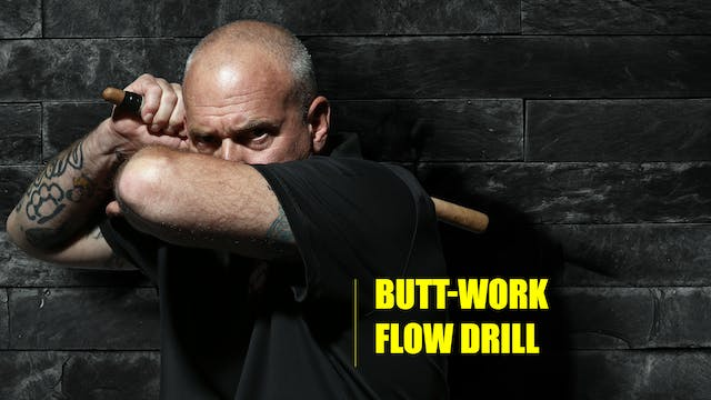 15 Butt-work flow drill
