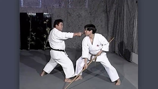 Sai: Classic Fumio Demura Kobudo Video Combinations