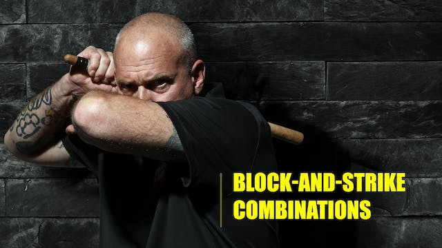 4 Block-and-strike combinations