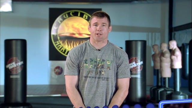 Matt Hughes - Training