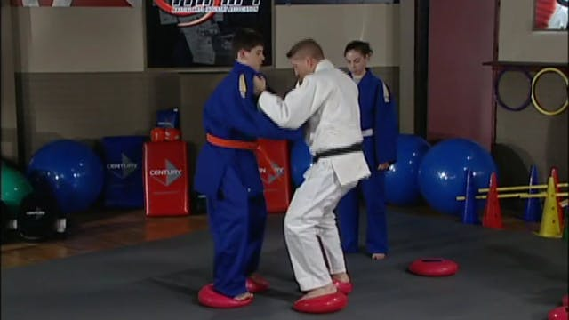Mike Swain - Judo Skills - Balance an...