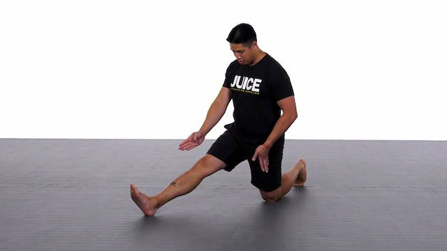 Jason Han - Improving Ax Kicks