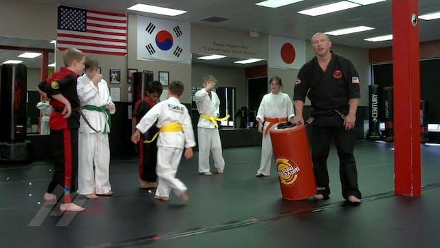 Michael Kramp - Ninja Toes