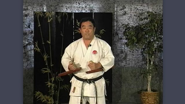 Tonfa: Classic Fumio Demura Kobudo Video Basics and Flips
