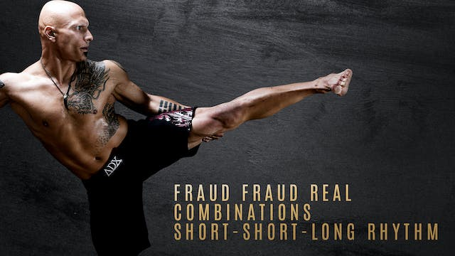 Fraud Fraud Real Combinations - Short...