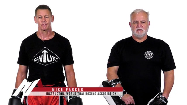 Mike Parker - Counter to Jab Cross & Hook - Part 3