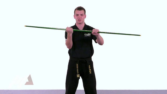Jackson Rudolph - Striking Power Drill