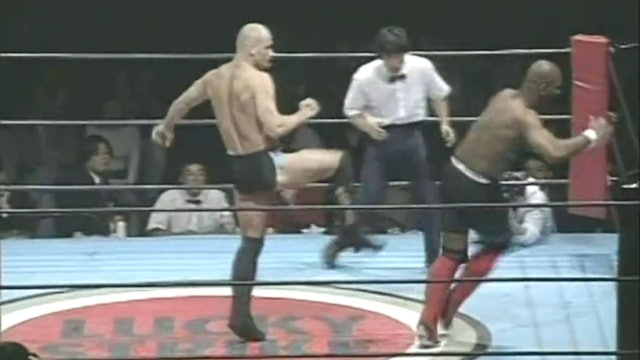 Bas Rutten - Bas in action, interview, and highlights