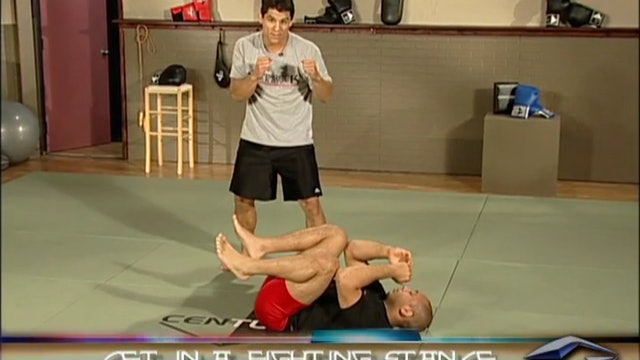 Frank Shamrock - Submission Fighting Training Games