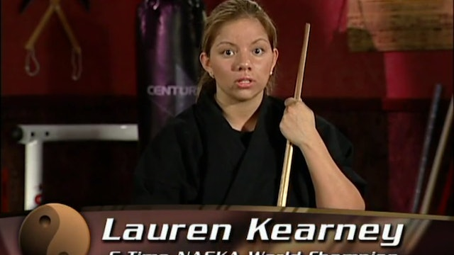 Lauren Kearney - Be a Champion