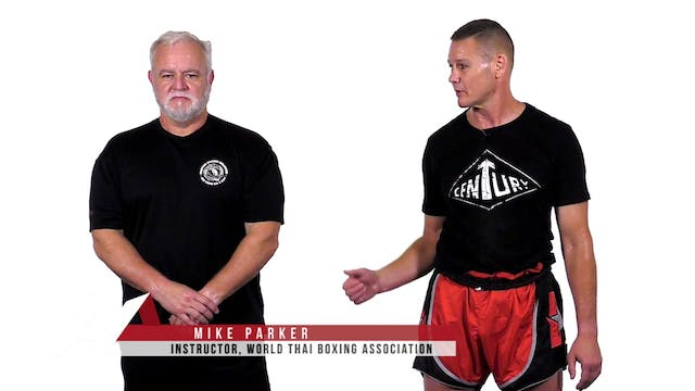 Mike Parker - Counter to Jab Cross & ...