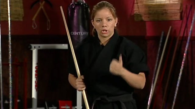 Lauren Kearney - Bo Basics to Kata