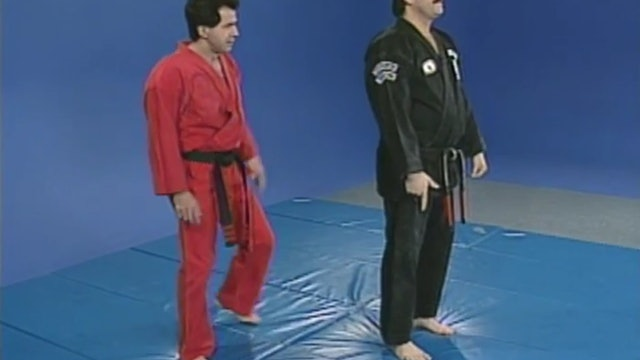 Mohamad Tabatabai - Green Belt Self-Defense 1