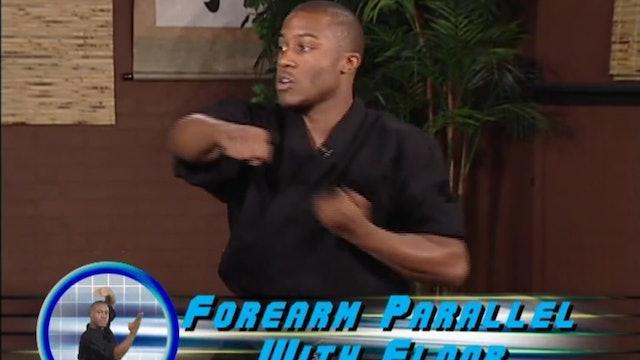 Marcel Jones - Advanced Hand Techniques