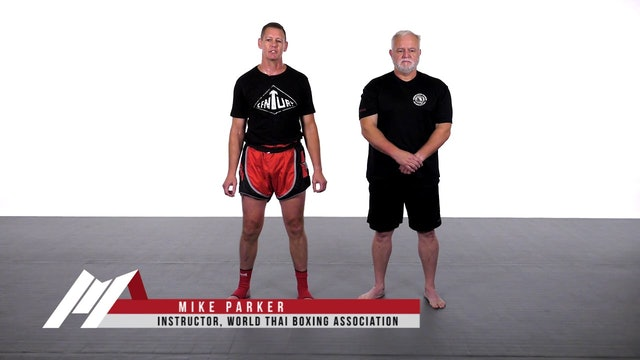 Mike Parker - Counter to Jab Cross & Hook - Part 2