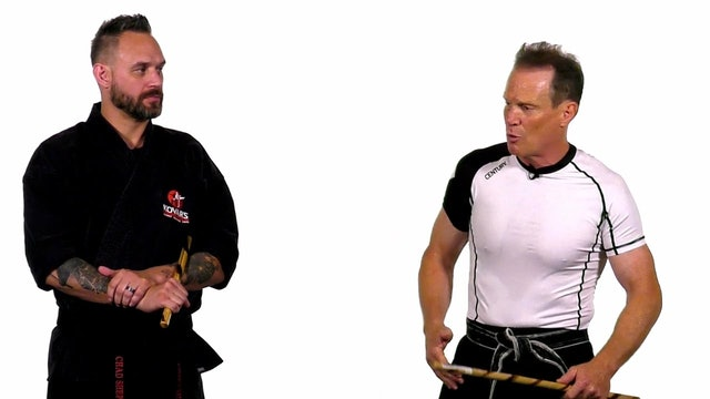 Dave Kovar - Long Range Stick Work Part 1