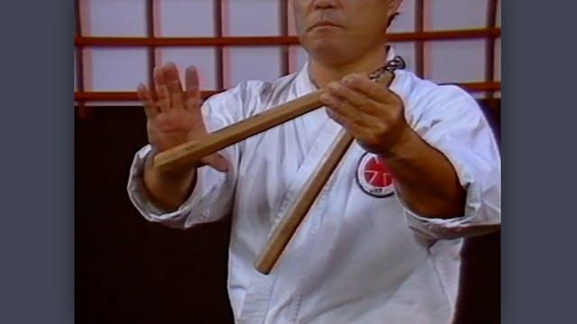 Nunchaku: Classic Fumio Demura Kobudo Video Basic Grasping
